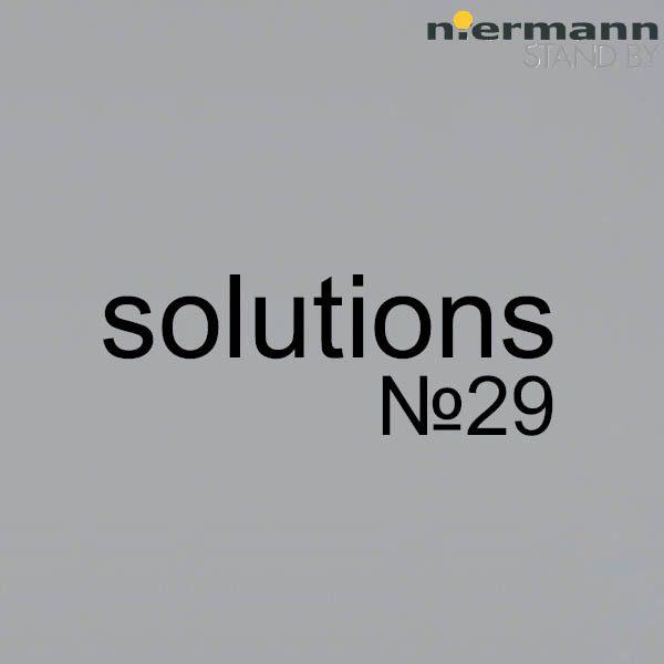 Solutions No. 29